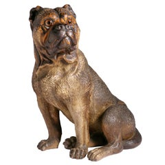Terracotta Bulldog