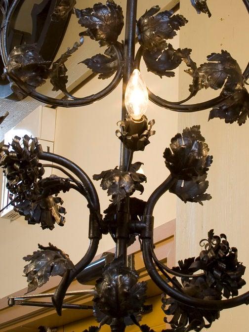 Fabulous Art Nouveau Chandelier At 1stdibs