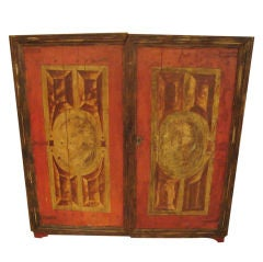 Pair of Spanish Cabinets