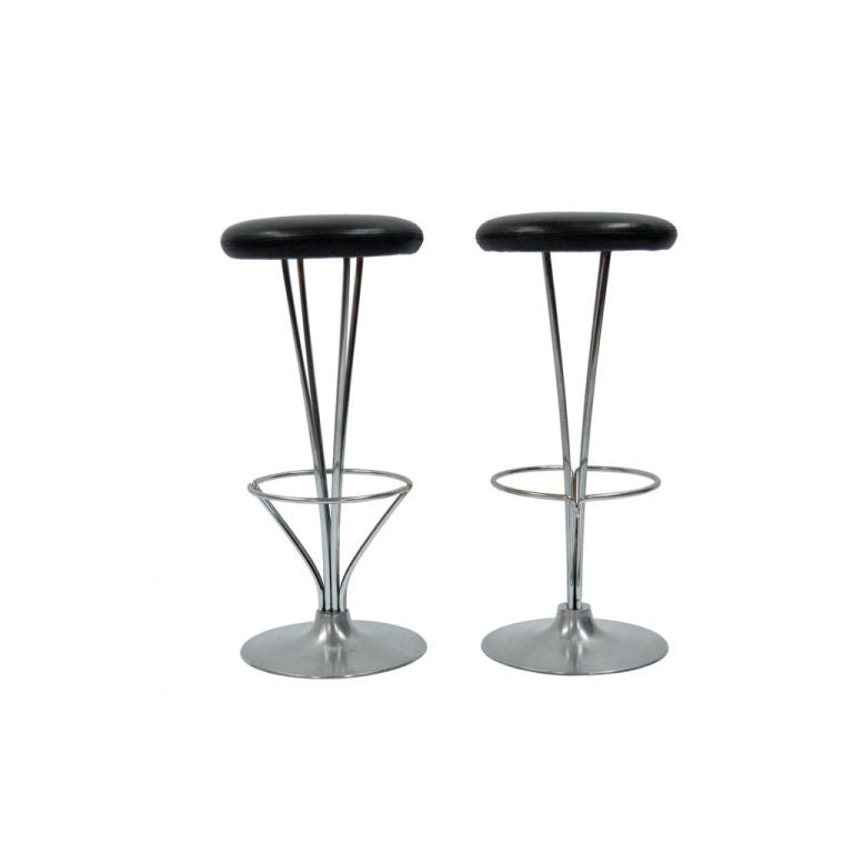 Barstools By Piet Hein At 1stdibs