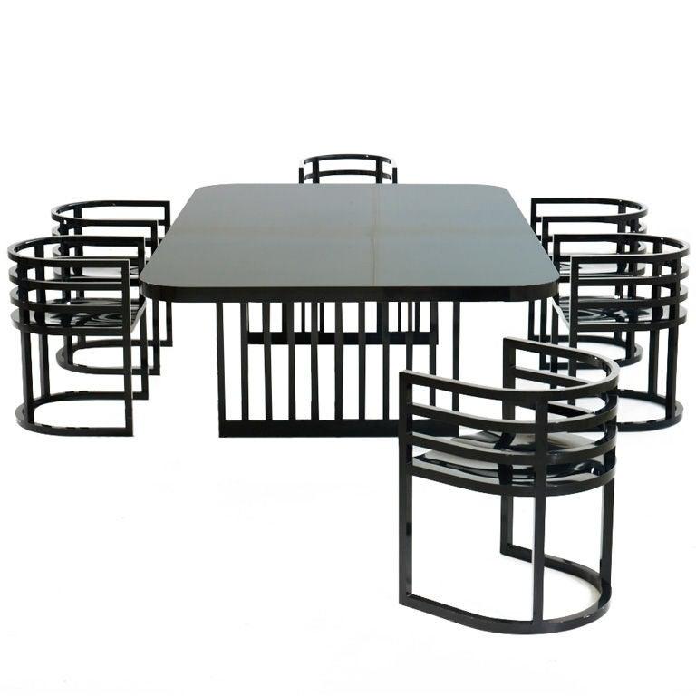 Richard Meier Dining Set