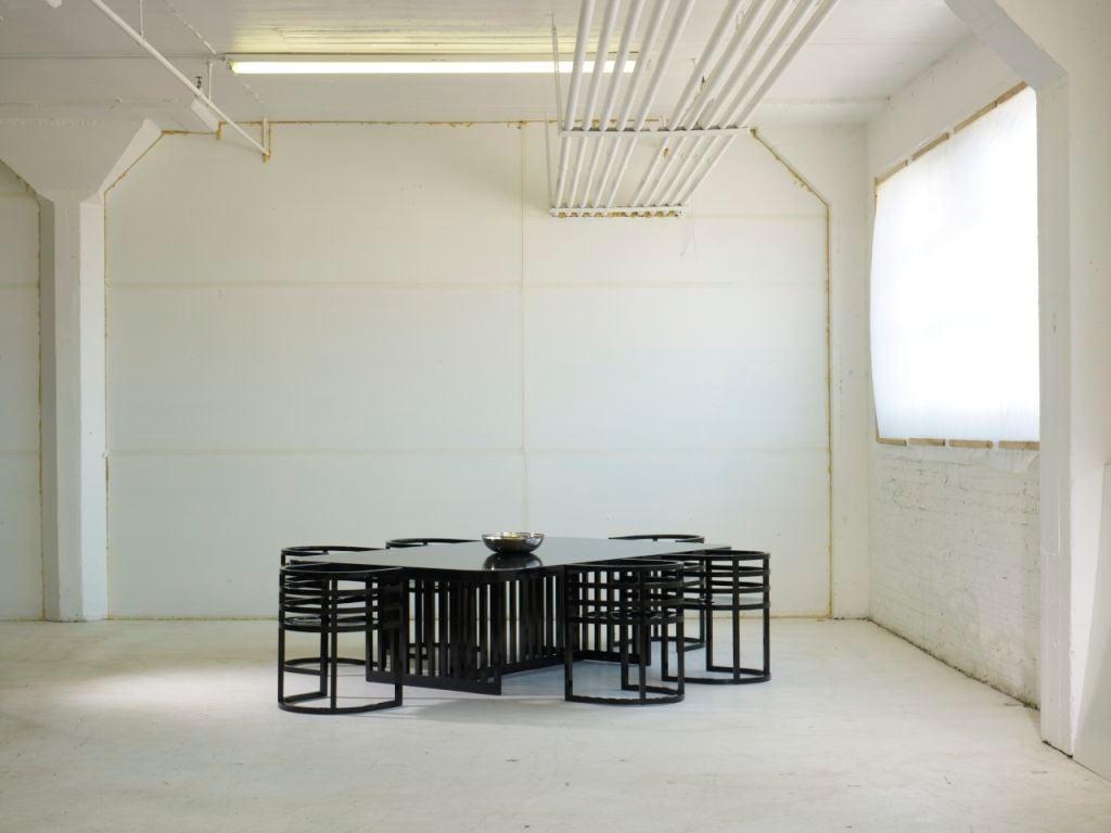 Richard Meier Dining Set 2