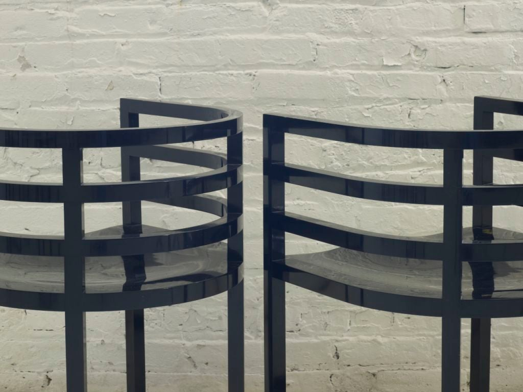 Richard Meier Dining Set 6
