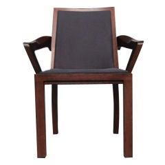 Modern Dining Chairs by Dakota Jackson