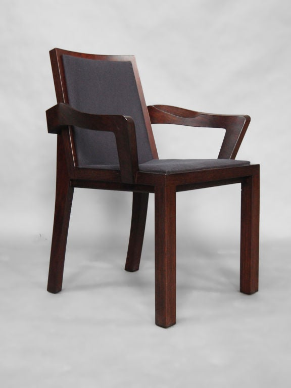 Modern Dining Chairs By Dakota Jackson At 1stdibs