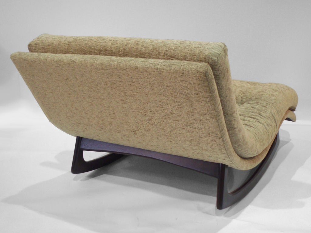 Partnersu0027 Rocking Chaise Lounge by Adrian Pearsall 3 : adrian pearsall rocking chaise - Sectionals, Sofas & Couches