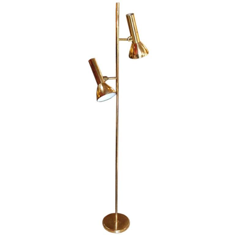 1960s Italian Floor Lamp