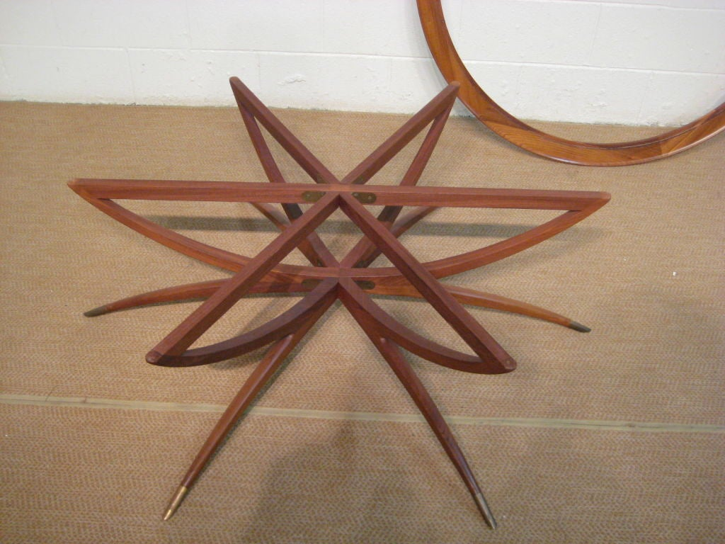 Spider Table At 1stdibs
