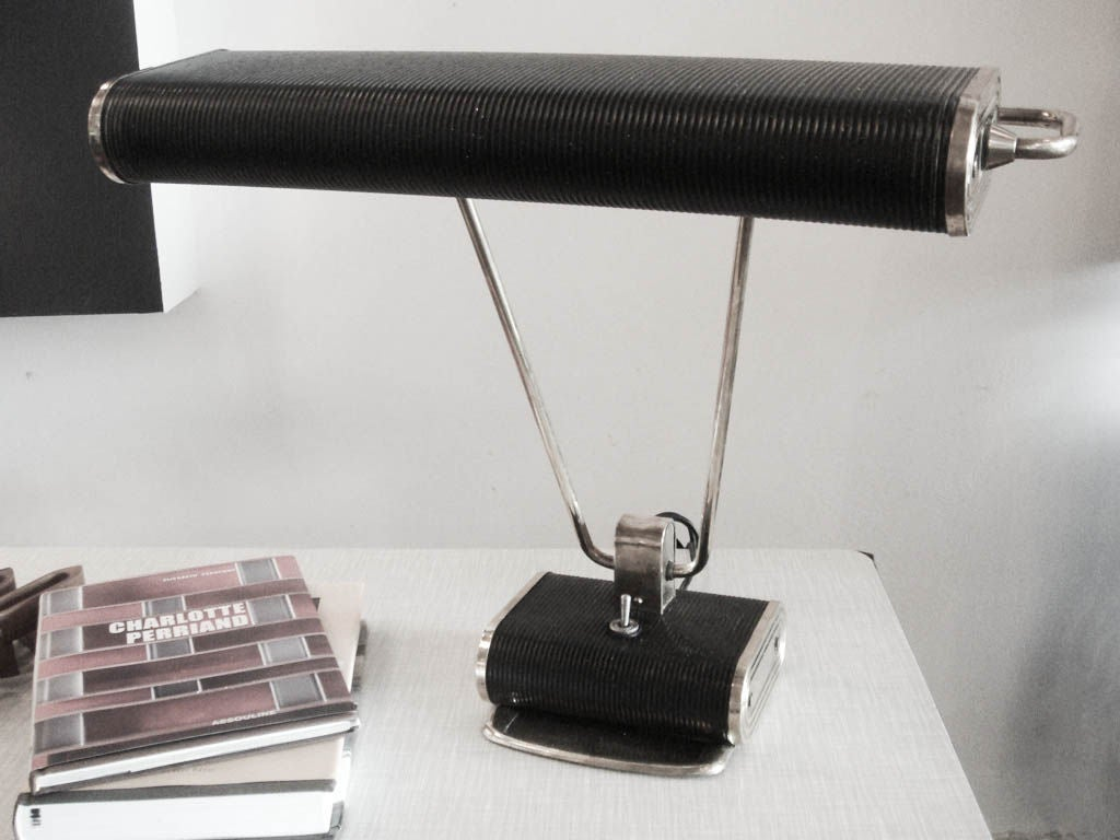 Eileen Gray Table Lamp At 1stdibs
