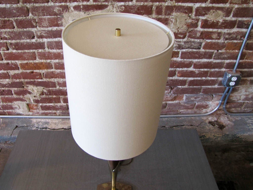 Mid-20th Century Laurel Table Lamp For Sale
