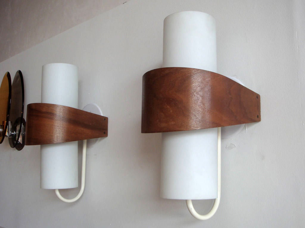 Philips Stylo Wall Lights : Philips Wall Lights at 1stdibs