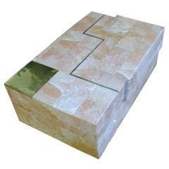 Maitland Smith Tessalated Box