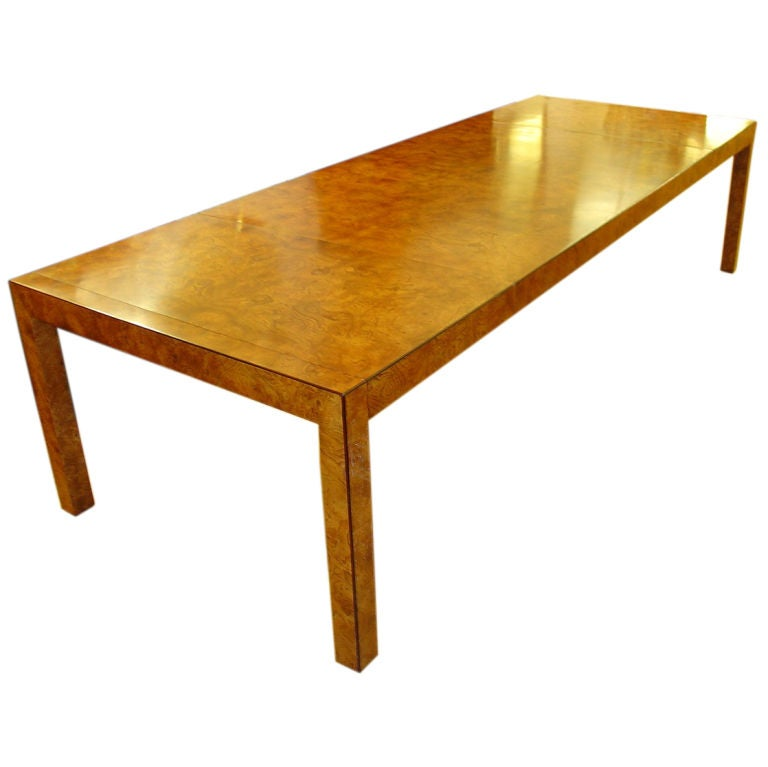 Parsons Dining Room Table: Widdicomb Parsons Dining Table At 1stdibs
