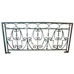 Iron Balcony Guard