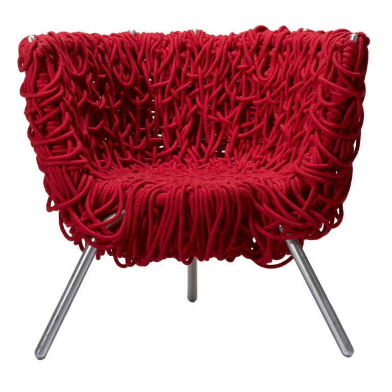 Vermelha Chair By Fernando And Humberto Campana At 1stdibs