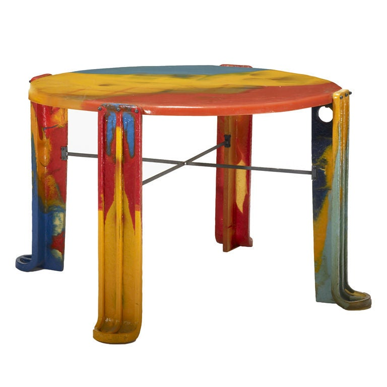 dinette table from tbwa