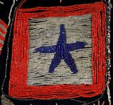 Extraordinary Patriotic Memorial Beadwork image 4