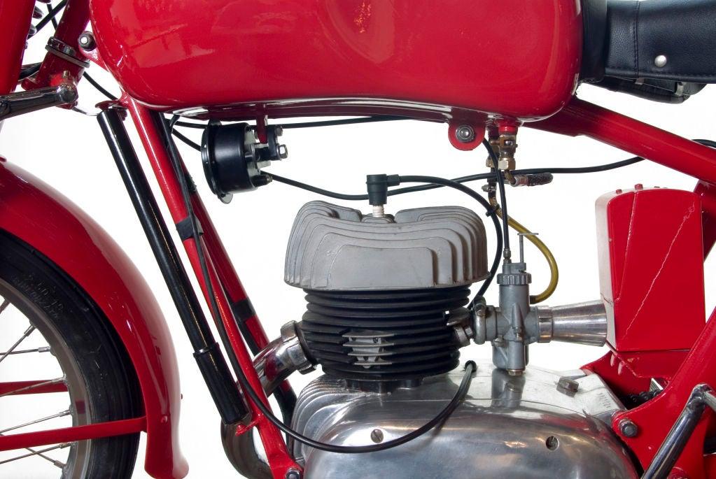 Italian Vintage MV Agusta Motorbike 150CC For Sale