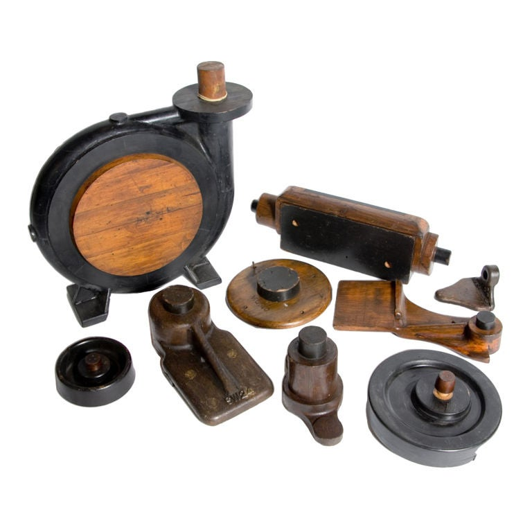 Woodworking Machinery Parts With Unique Minimalist ...