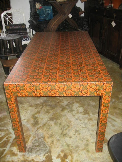 Billy Baldwin Parson S Writing Table For Sale At 1stdibs