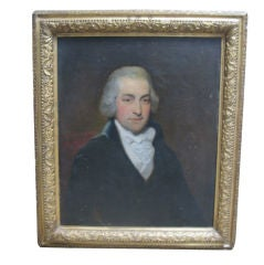 18th c. Portrait Painting of an English Gentleman