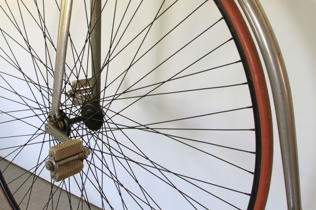 Victor Light Roadster Highwheel Bicycle image 2