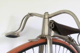 Victor Light Roadster Highwheel Bicycle thumbnail 6