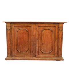 Italian 18th century neoclassical Cabinet or Large Credenza