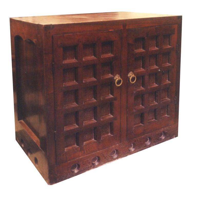 arts and crafts cabinet for sale at 1stdibs. Black Bedroom Furniture Sets. Home Design Ideas