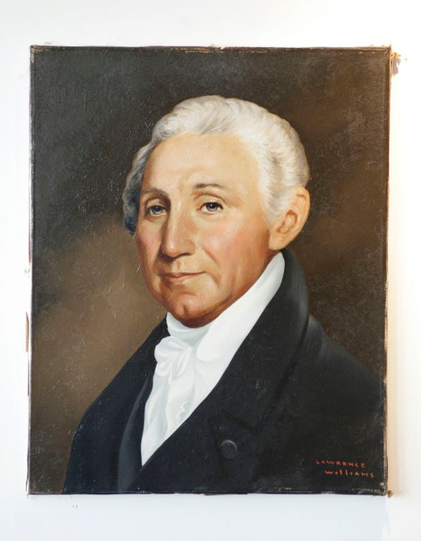 31 Presidential Portrait Oil Paintings By Lawrence