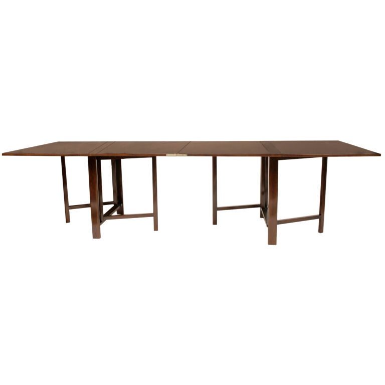 Dining Table Dining Table With Folding Sides
