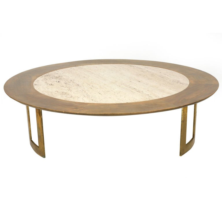 Fantastic Cocktail Table By Harvey Probber At 1stdibs