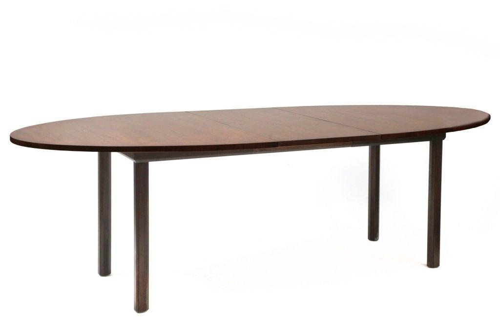 Ribbon Mahogany Dining Table by Henredon at 1stdibs : 853212699875383 from 1stdibs.com size 1024 x 682 jpeg 22kB