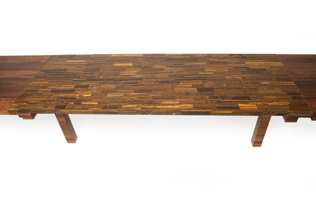 Nogal Concetto Dining Table by Germani Smith at 1stdibs : 853212747548523 from www.1stdibs.com size 1024 x 682 jpeg 52kB