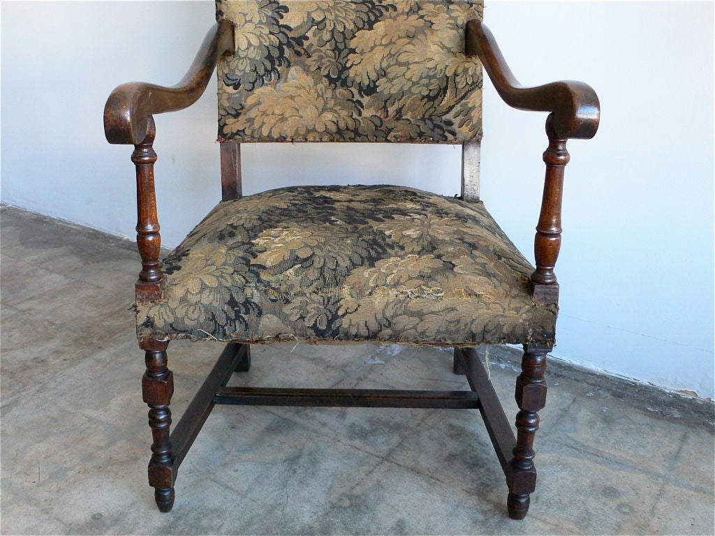 Antique French Armchair 2