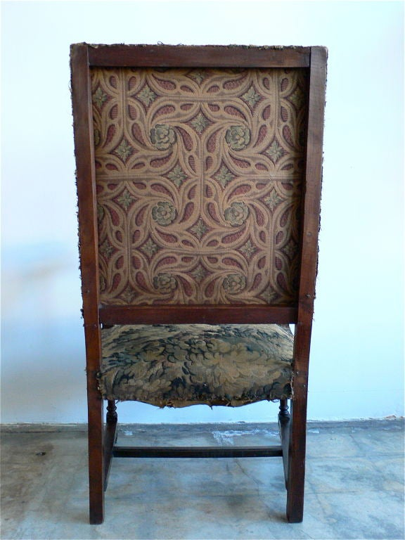 19th Century Antique French Armchair