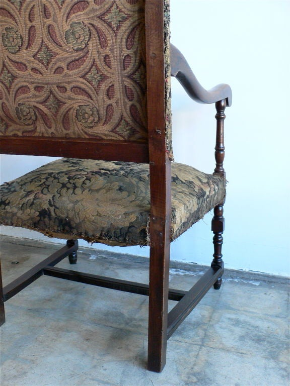 Antique French Armchair 3