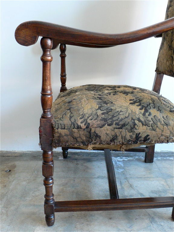 Antique French Armchair 4