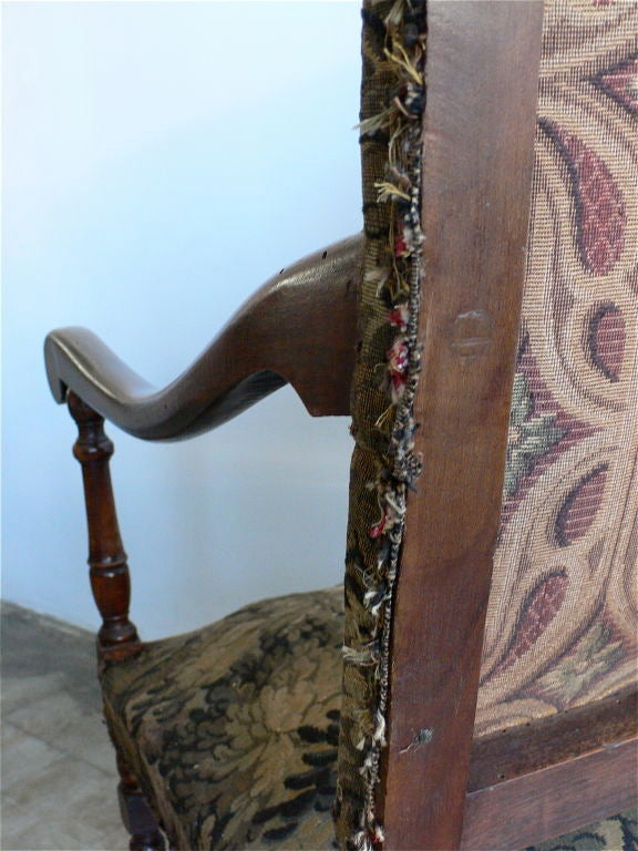 Antique French Armchair 5