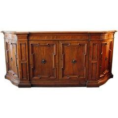 Grand, c.1800,  Tuscan Walnut Buffet
