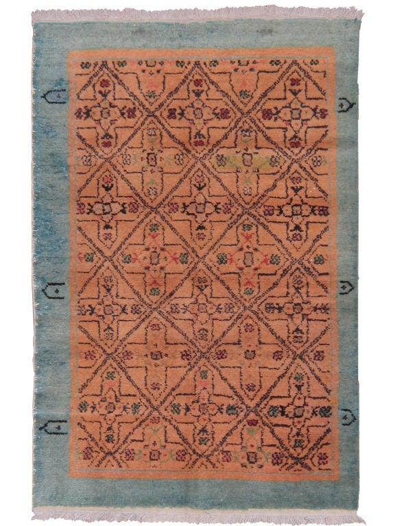 Pair of Oushak Rugs 2