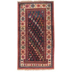 Antique Gendje/Kazak Rug