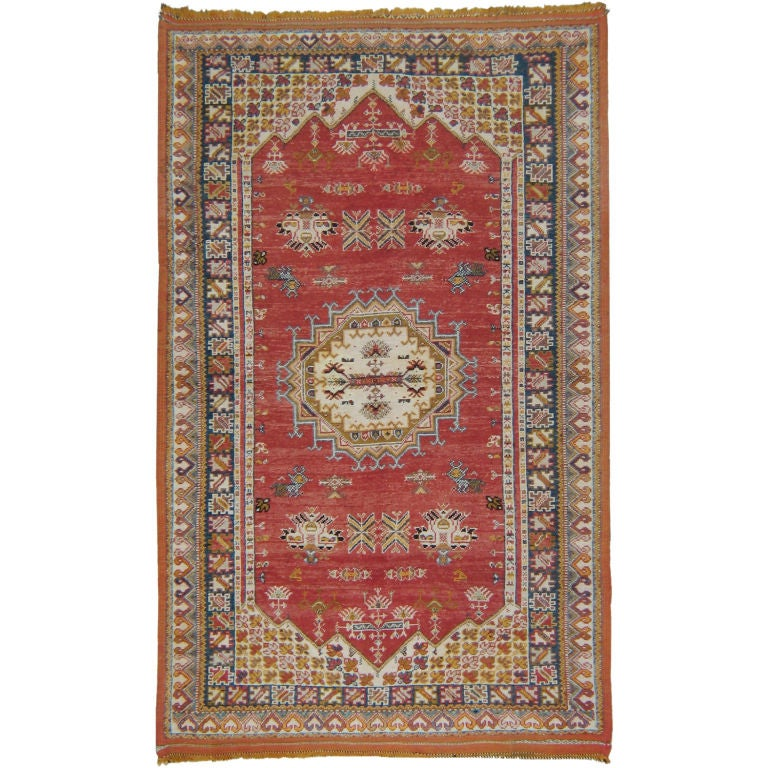 Moroccan Rug For Sale At 1stdibs