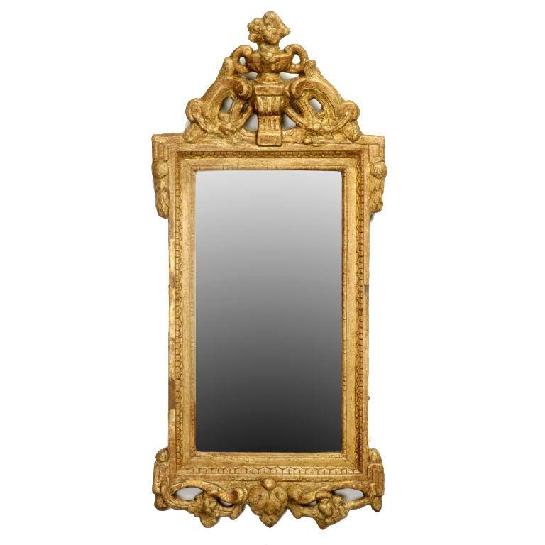 Charming Swedish mirror
