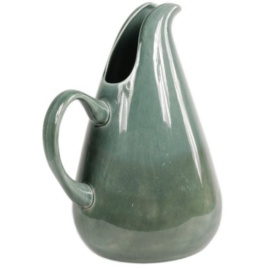 Russel wright ceramic pitcher usa c 1940 at 1stdibs - Russel wright pitcher ...