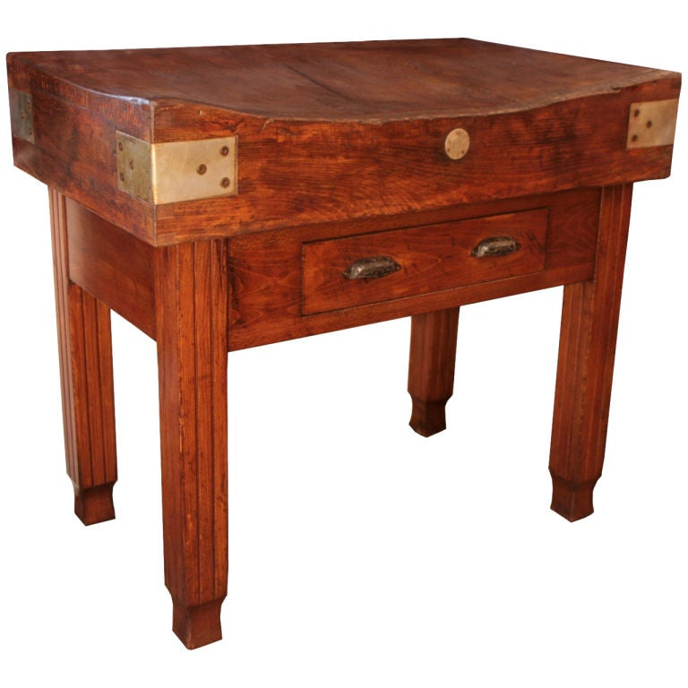 Great Antique Butcher Block Table 768 x 768 · 79 kB · jpeg