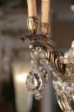 French Antique Directoire Style Chandelier image 3