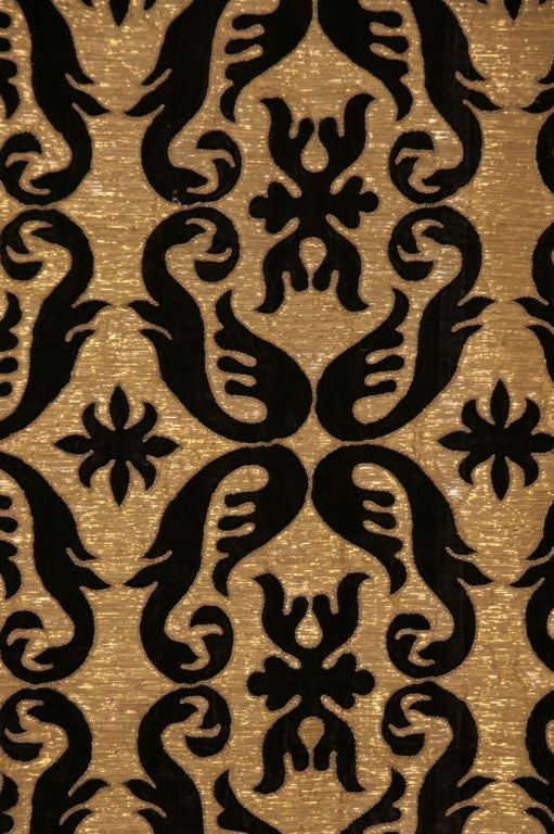 18th Century and Earlier Antique Portuguese Textile For Sale