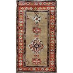 Antique Persian Serab Carpet