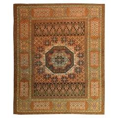 Antique Tuduc Mamluk Design Rug